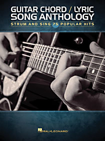 Guitar Chord Lyric Song Anthology