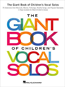 Giant Book of Children's Solos