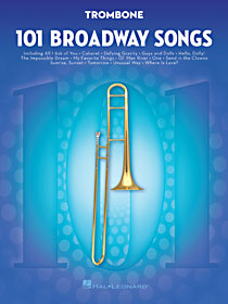 101 Broadway Songs - Instrumental Solos