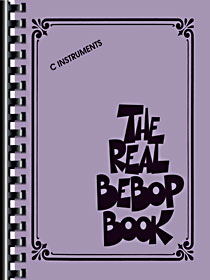 Real Bebop Book
