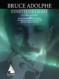 Bruce Adolphe: Einstein's Light