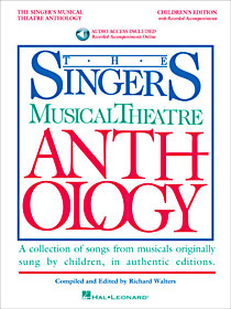 Singers Musical Theatre Anthology: Children's Edition