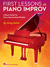 First Lessons in Piano Improvisation