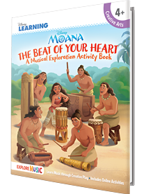 Moana - Disney Learning Series