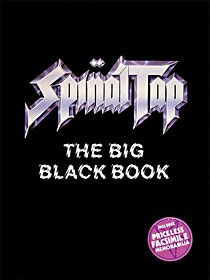 Spinal Tap - The Big Black Book