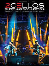 2Cellos: Sheet Music Collection