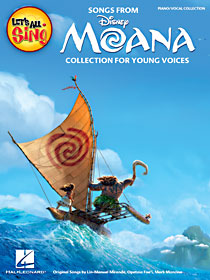 Let's All Sing Moana