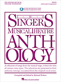 New Releases in Singers Musical Theatre Anthology