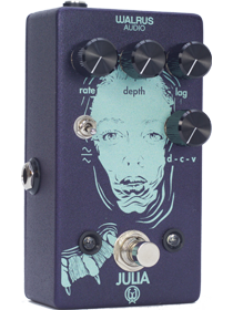 Walrus Pedals