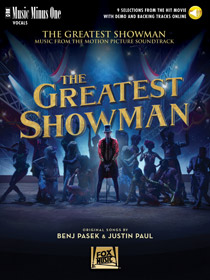 Greatest Showman - Music Minus One