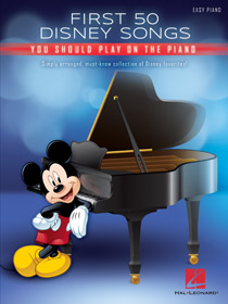 First 50 Disney Songs You Should Play on Piano