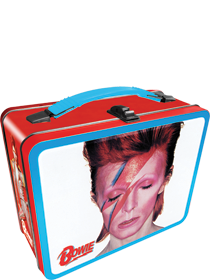 Bowie Lunchbox