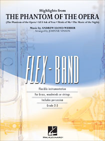 Phantom of the Opera for FlexBand