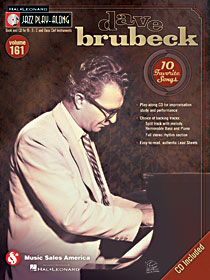 Dave Brubeck Jazz Play-Along