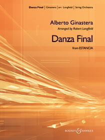 Danza Final (Boosey Orchestra)
