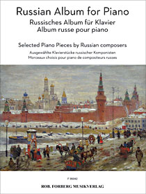 Russian Album for Piano