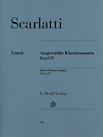 Scarlatti - Selected Piano Sonatas