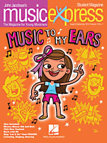 Music Express Magazine