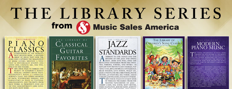 Library series from Music Sales America