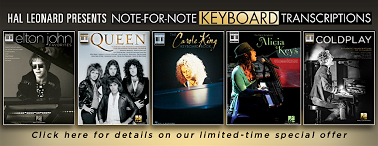 Note-for-Note Keyboard
