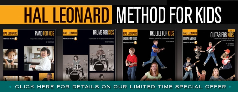 Hal Leonard Methods for Kids