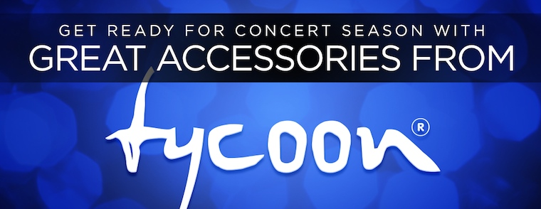 Percussion Accessories from Tycoon