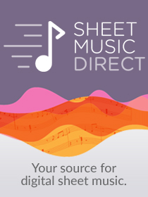 Digital Sheet Music Online
