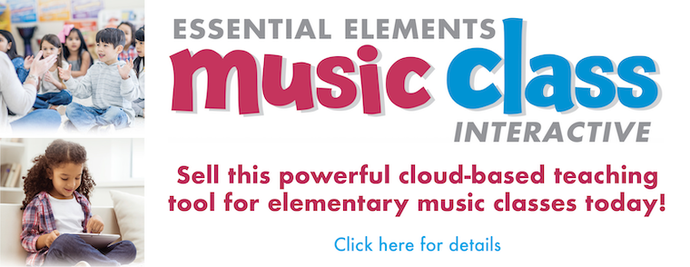 Essential Elements Music Class