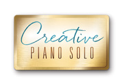 Creative Piano Solo
