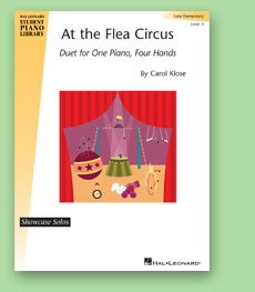 At the Flea Circus